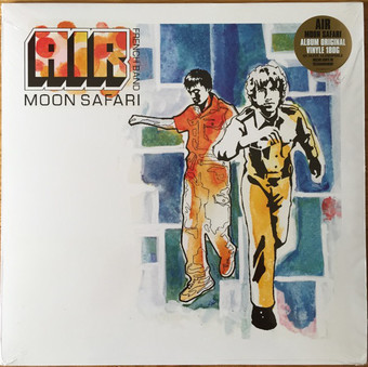 VINIL Universal Records Air - Moon Safari (180g Audiophile Pressing)