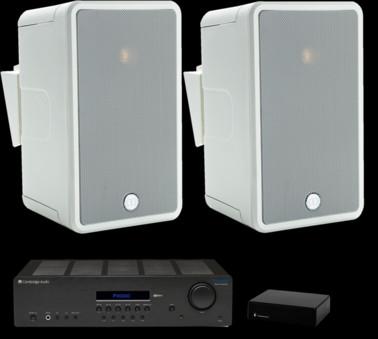 Pachet PROMO Monitor Audio Climate 60 + Cambridge Audio Topaz SR20 + Project Bluetooth Box E