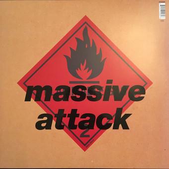 VINIL Universal Records Massive Attack - Blue Lines