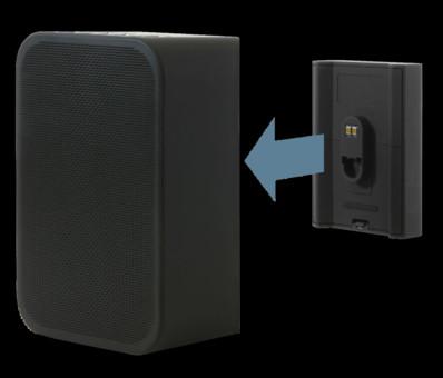 Pachet Bluesound PULSE Flex 2i + Bluesound BP100 Battery Pack