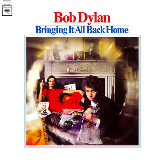 VINIL Universal Records Bob Dylan - Bringing It All Back Home