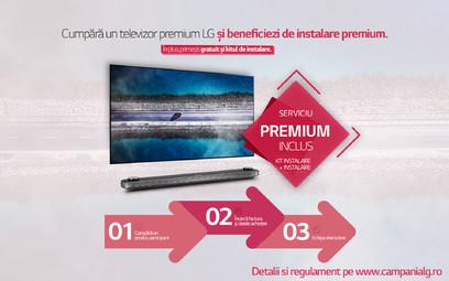 Tv LG - 65C7V , OLED, 165cm, Smart HDR Active & Dolby Vision