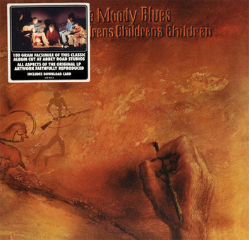 VINIL Universal Records The Moody Blues - To Our Childrens Childrens Children