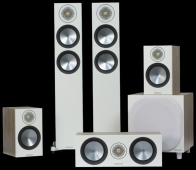 Pachet PROMO Monitor Audio Bronze 200 pachet 5.1