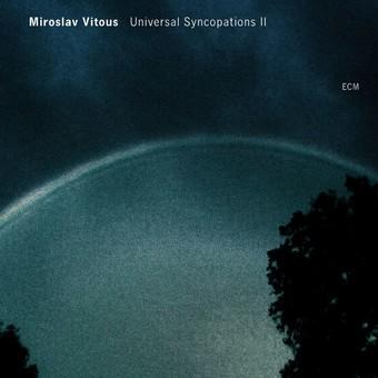 CD ECM Records Miroslav Vitous: Universal Syncopations II