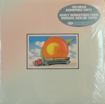 VINIL Universal Records The Allman Brothers - Eat A Peach
