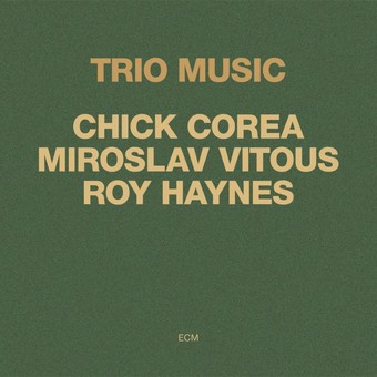 CD ECM Records Trio Music