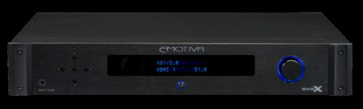Receiver Emotiva BasX MC-700 7.1/4K/HDR Home Theater Processor resigilat