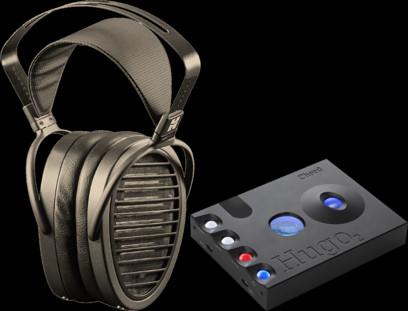 Pachet PROMO HiFiMAN Arya + Chord Electronics Hugo 2