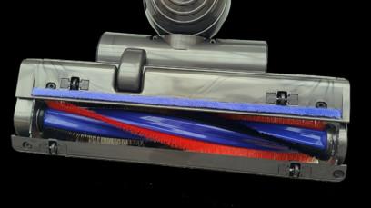 Perie rotativa cu prindere Quick Release Carbon Fibre Turbinehead