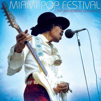 VINIL Universal Records Jimi Hendrix Experience - Miami Pop Festival