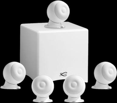 Boxe Cabasse Eole 3 5.1