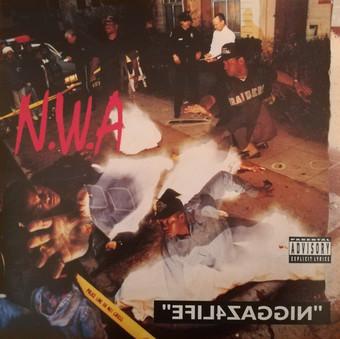VINIL Universal Records NWA - Efil4zaggin