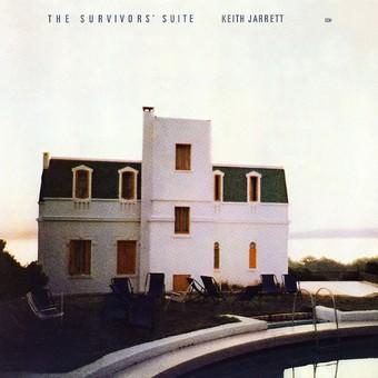 VINIL ECM Records Keith Jarrett: The Survivors' Suite