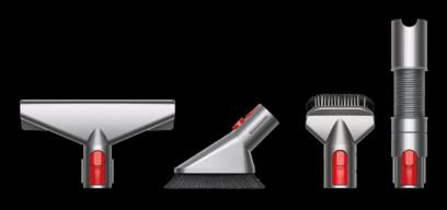 Kit de accesorii pentru praf compatibil cu aspirator portabil V7/V8/V10