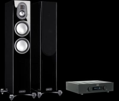 Pachet PROMO Monitor Audio Gold 200 (5G) + Hegel H190