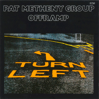 CD ECM Records Pat Metheny: Offramp