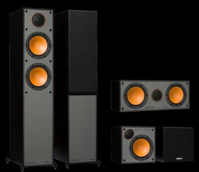 Pachet PROMO Monitor Audio Monitor 200 pachet 5.0