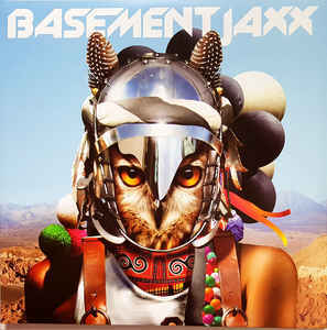 VINIL Universal Records Basement Jaxx-Scars