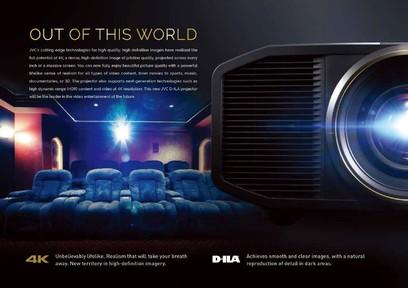 Videoproiector JVC DLA-Z1