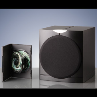 Subwoofer Waterfall HIGH FORCE 1 EVO
