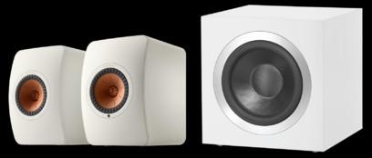 Pachet PROMO KEF LS50 Wireless II + Bowers & Wilkins DB4S
