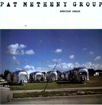 CD ECM Records Pat Metheny Group: American Garage