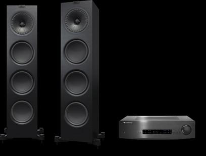 Pachet PROMO KEF Q950 + Cambridge Audio CXA80