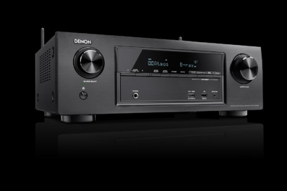 Mission MX-3  + Denon AVR-X1300W