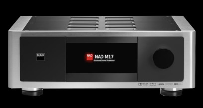 NAD M17 AV Surround Sound Preamp Processor