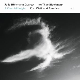 CD ECM Records Julia Hulsmann Quartet: A Clear Midnight