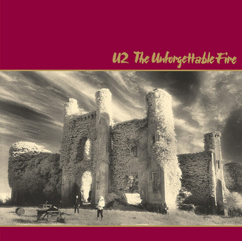 VINIL Universal Records U2 - The Unforgettable Fire