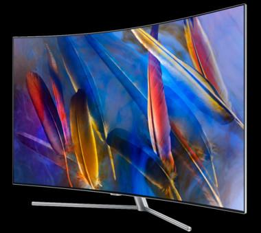 TV Samsung - 65Q7C, QLED, QHDR 1500, 163 cm