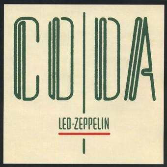 VINIL Universal Records Led Zeppelin - Coda (Original Remastered)