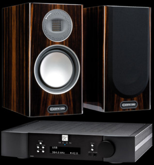 Pachet PROMO Monitor Audio Gold 100 (5G) + MOON by Simaudio 240i