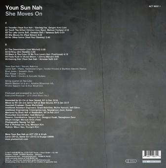 VINIL ACT Youn Sun Nah : She Moves On