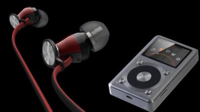 Sennheiser Momentum In-Ear + Fiio X3 II