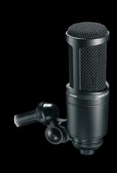 Microfon Audio-Technica Microfon studio AT2020