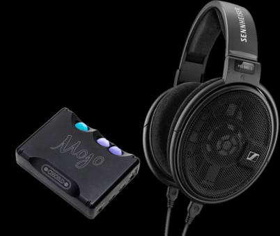 Pachet PROMO Sennheiser HD 660 S + Chord Mojo