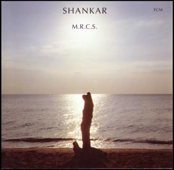 VINIL ECM Records Shankar: M.R.C.S.