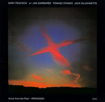 VINIL ECM Records Gary Peacock: Voice From The Past