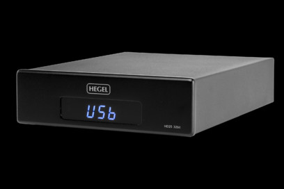 DAC Hegel HD25