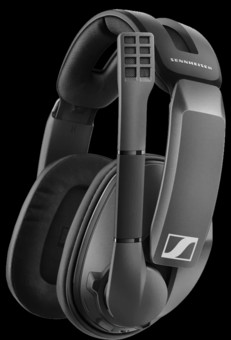 Casti PC/Gaming Sennheiser GSP 370 Wireless