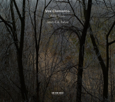 CD ECM Records Vox Clamantis/Jaan-Eik Tulve: Filia Sion
