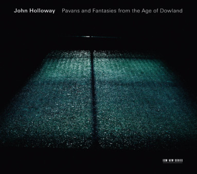 CD ECM Records J.Holloway: Pavans & Fantasies from the Age of Dowland