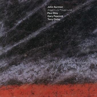 CD ECM Records John Surman: Adventure Playground
