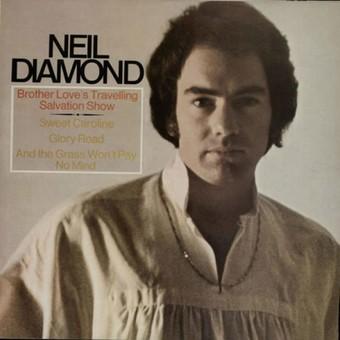 VINIL Universal Records Neil Diamond - Brother Love