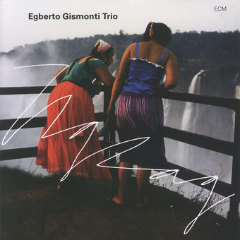 CD ECM Records Egberto Gismonti: Zig Zag