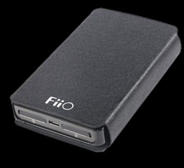 Fiio HS 9 Leather case for X5