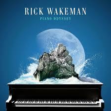 VINIL Universal Records Rick Wakeman - Piano Odyssey